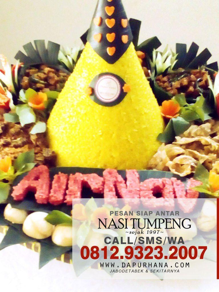 Wa 081293232007 Jual Tumpeng Tumpeng Nasi Kuning Bekasi Nasi