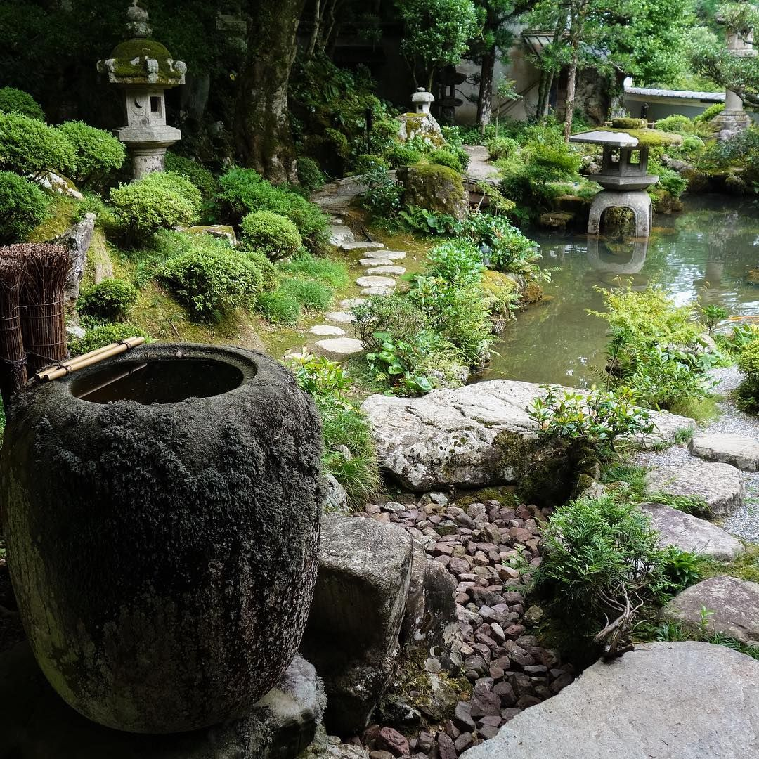 Japanese Garden: See This Instagram Photo By @namii73 €� 22 Likes