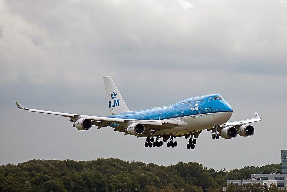 الخطوط الجوية الملكية الهولندية Klm Airlines Passenger Jet Airline Tickets