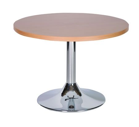 Commercial Dining Room Tables Mesmerizing Ramizon Chrome And Wood Coffee Table  29Dining Table Decorating Inspiration