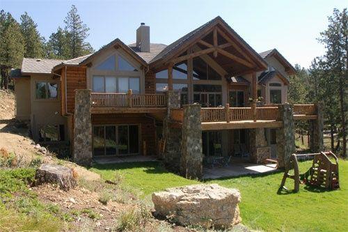 Homes With Walk Out Basements Walkout Basement House Ideas