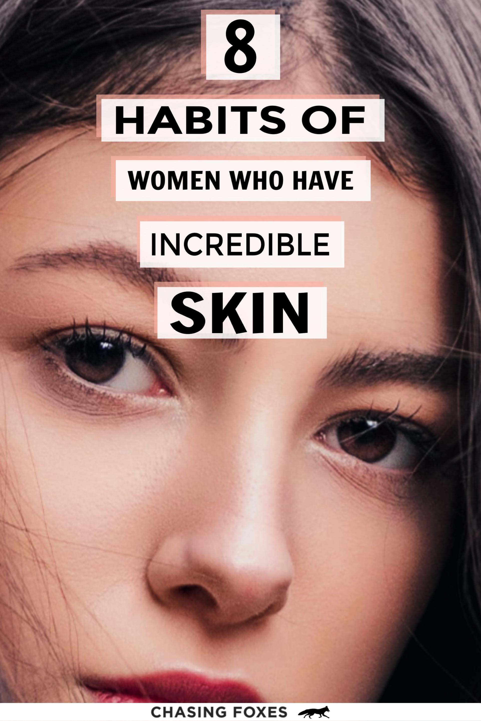8 Simple Skin Care Tips In 2020 Skin Skin Care Tips Simple Skincare