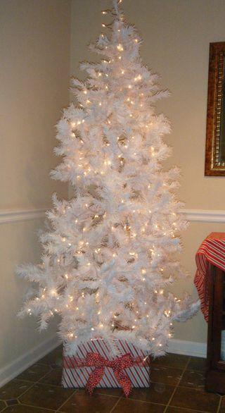 Christmas Tree Present Base DIY christmas Pinterest Christmas
