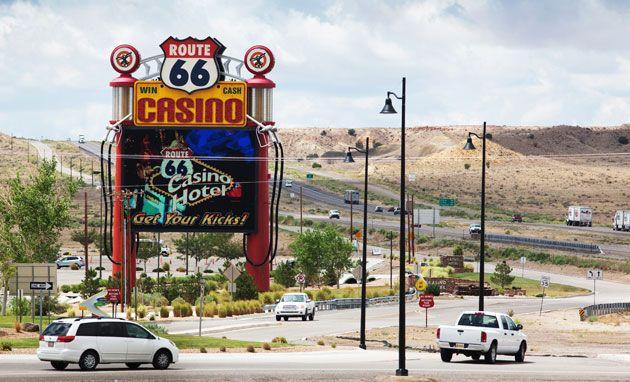 Route 66 casino albuquerque direction how to make casino chips