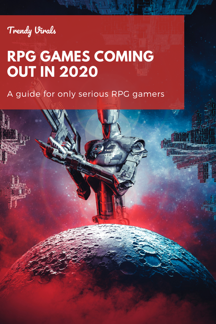A Comprehensive List Of Rpg Games Coming Out In 2020 Updated