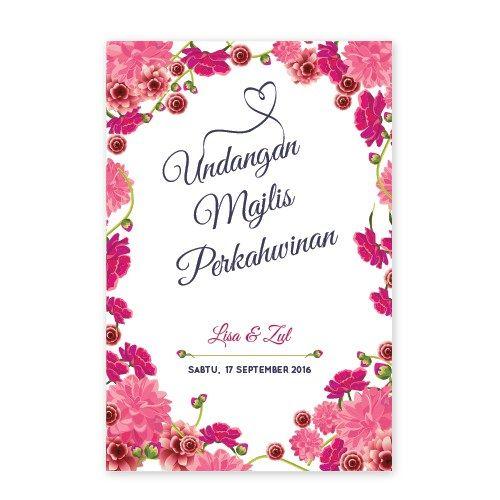 Home Chantiqs Kad Kahwin Wedding Invitation Cards Wedding Cards Kad Kahwin