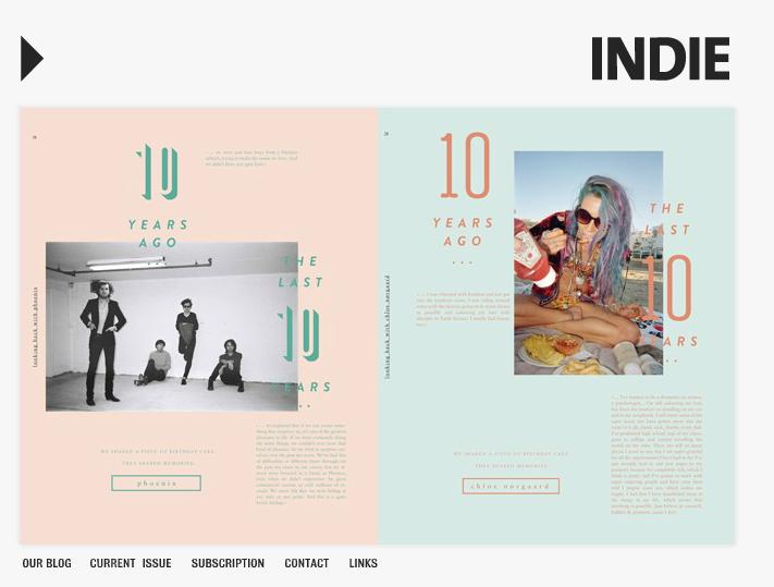 Coveted Magazines Indie Magazine Magazine Layout Magazine