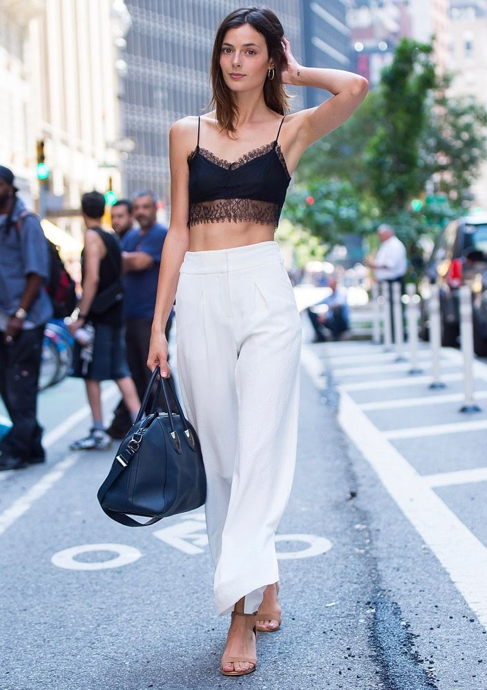 48d160b8b2f The Best Model-on-Duty Looks From the 2017 Victoria s Secret Fashion ...