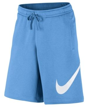 880e89059834 NIKE MEN S CLUB FLEECE SWEAT SHORTS.  nike  cloth