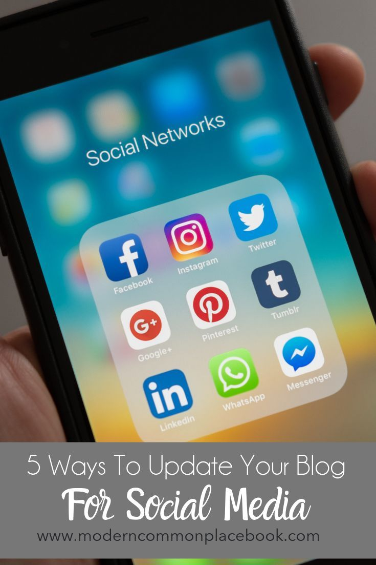 5 Ways to Update your Blog for Social Media Travel app