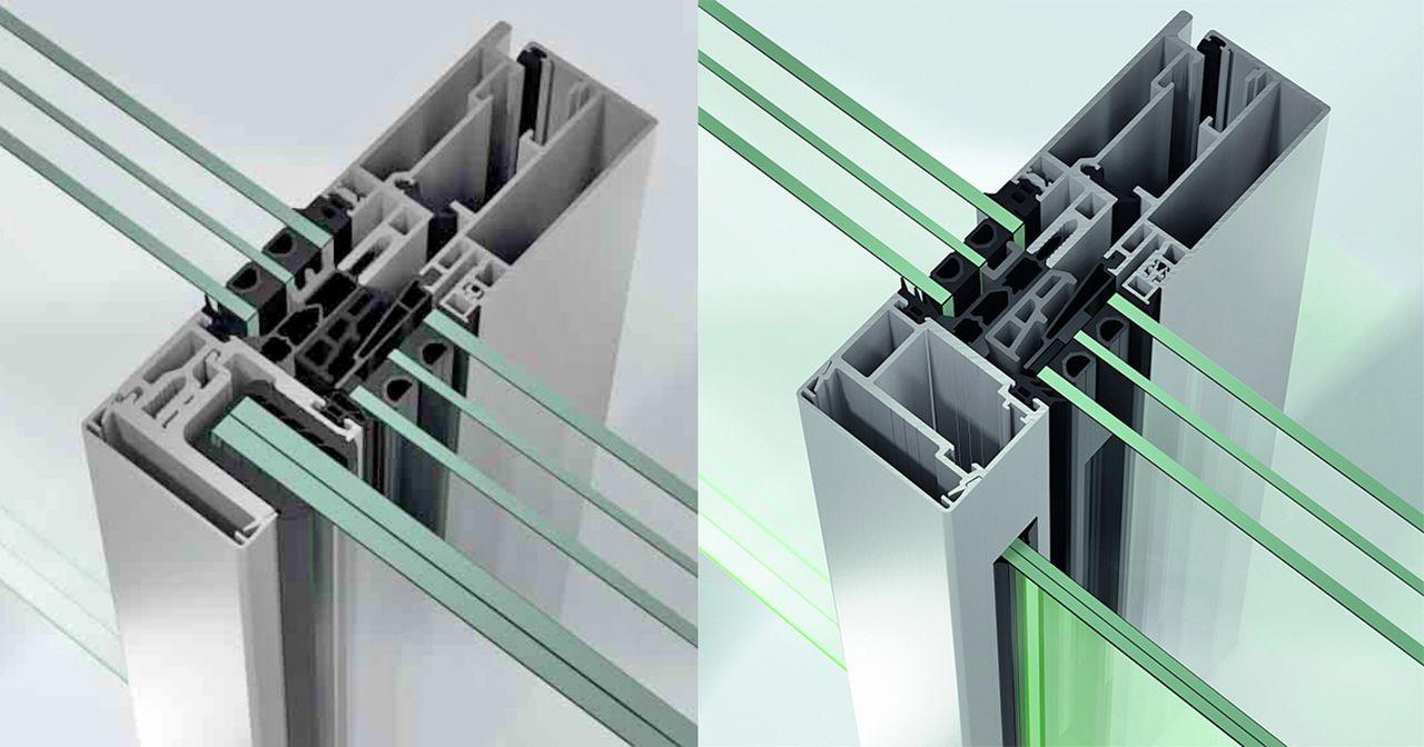 Okna Razdvizhnye Sistemy Fasady Kottedzhnoe Stroitelstvo Stroitelstvo Fasad Okno