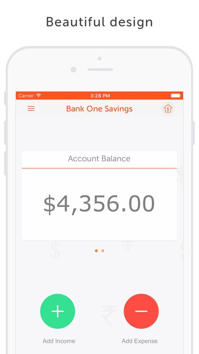 SAVE 1.99 Easy Spending Expense Tracker Manage