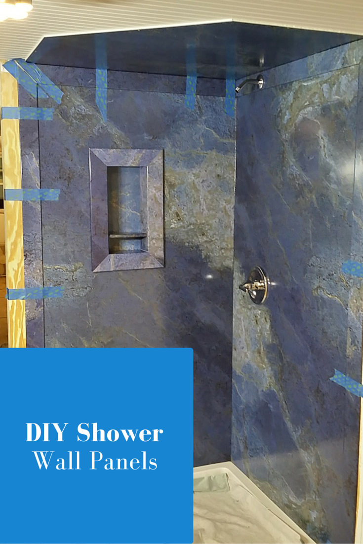 3 Steps to Add Style to a Tiny Home or Houseboat Shower | Pinterest ...