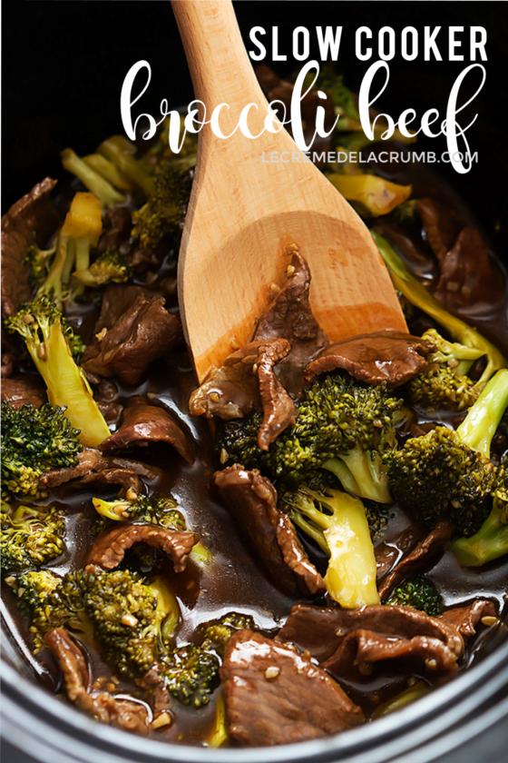 Photo of Slow Cooker Broccoli Beef