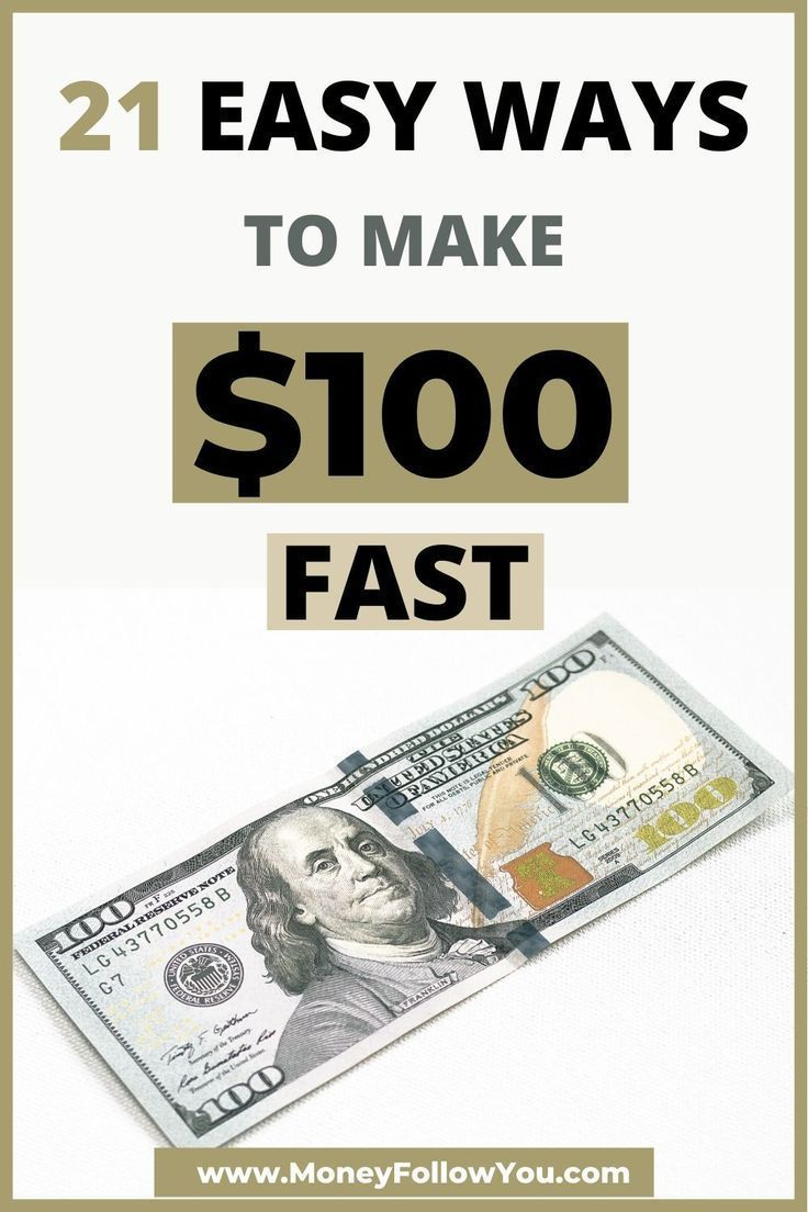 21 Practical Ways To Make 100 Daily (as fast as possible