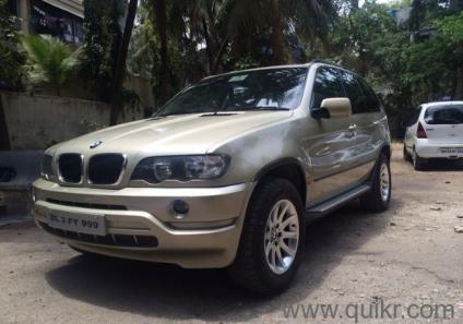 Used Car in Mumbai (Andheri) BMW X5 Used Cars in