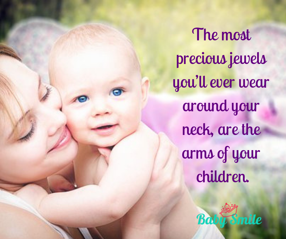 Baby Smile Quotes For Mother