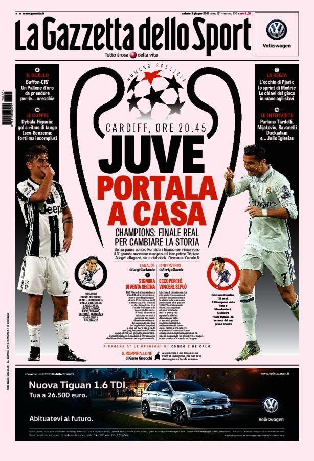 La Gazzetta dello Sport // 03/06/2017 // Street styles