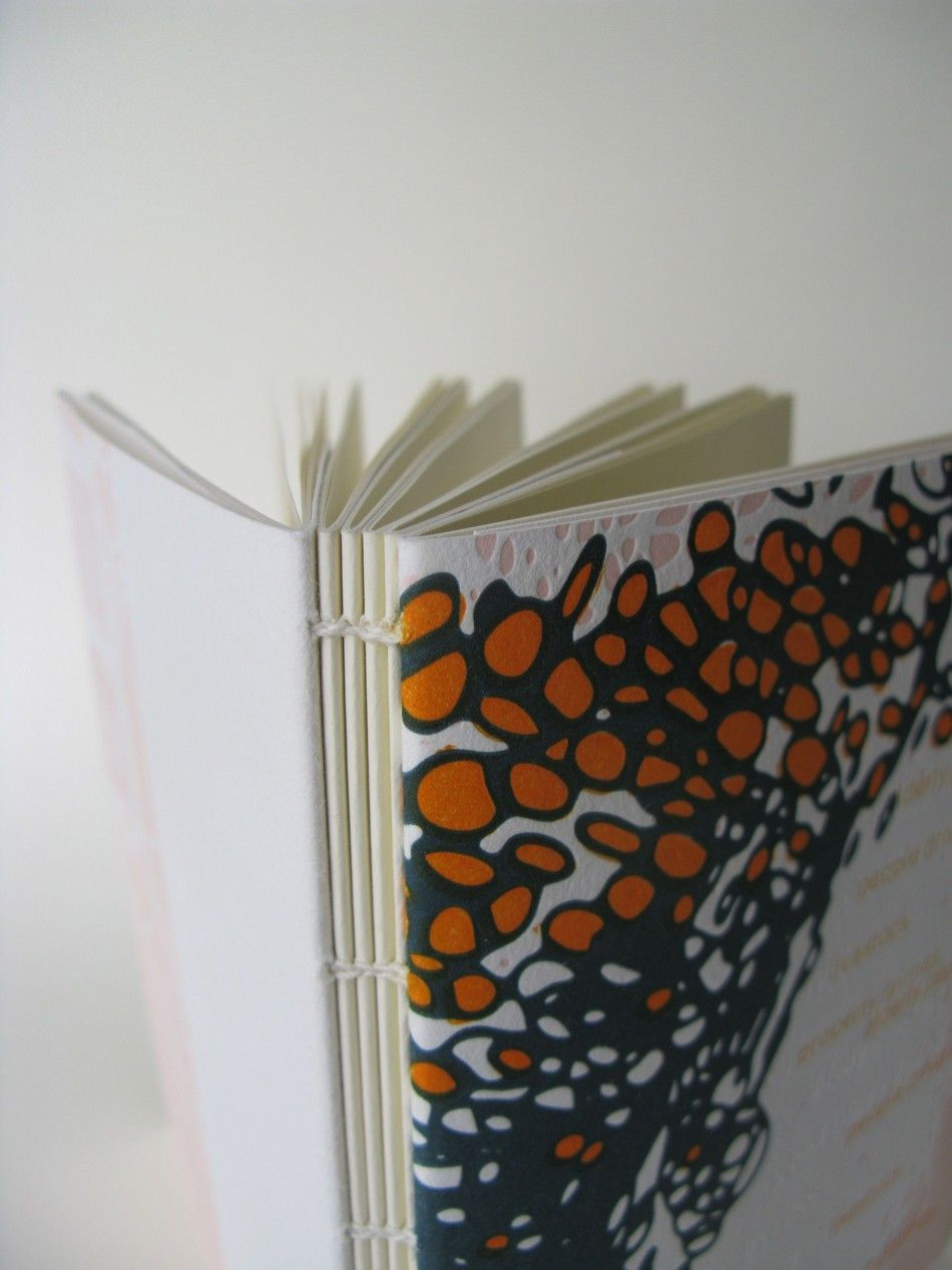 Journal with a Letterpress Cover