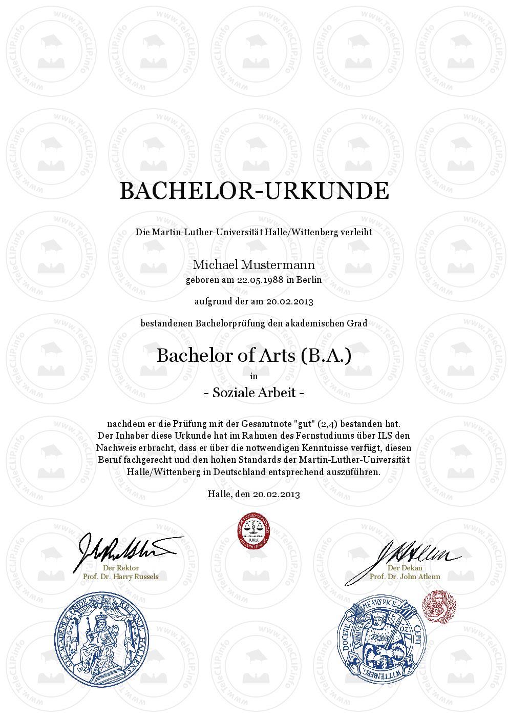Bachelor kaufen, FH Bachelor kaufen, Bachelor Urkunde erwerben ...