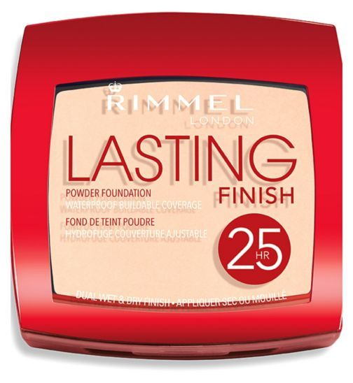 Rimmel London Lasting Finish Powder - Boots