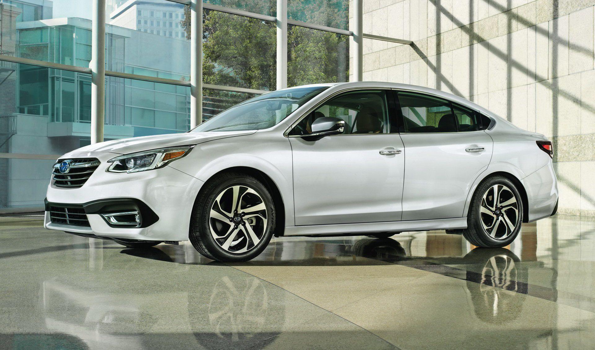 2020 Subaru Legacy Plays It Safe With Styling Gains 260hp Turbo Boxer Subaru Legacy Subaru Outback Subaru
