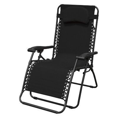 Oversized Infinity Zero Gravity Chair Black Caravan Soft Chair Metal Folding Chairs Eclectic Dining Chairs