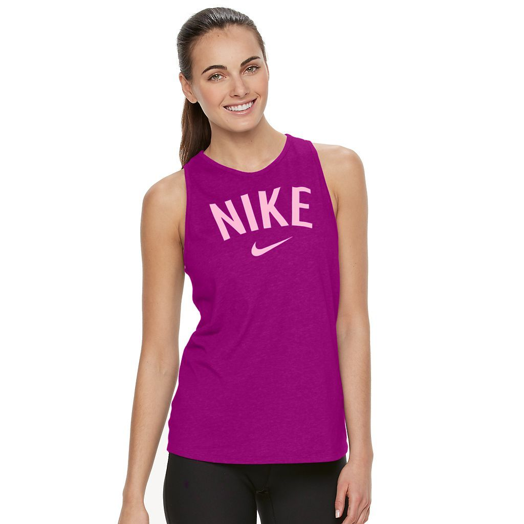 41a703b0c5969e Women s Nike Dri-FIT Graphic Tank Top