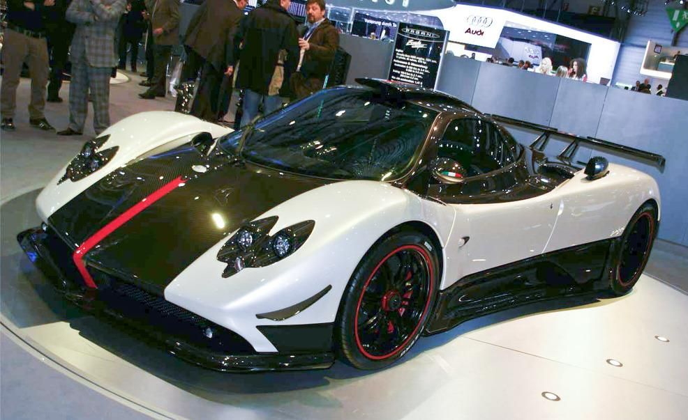 Italian Sport Cars Sport Cars Pagani Zonda Cars Pinterest