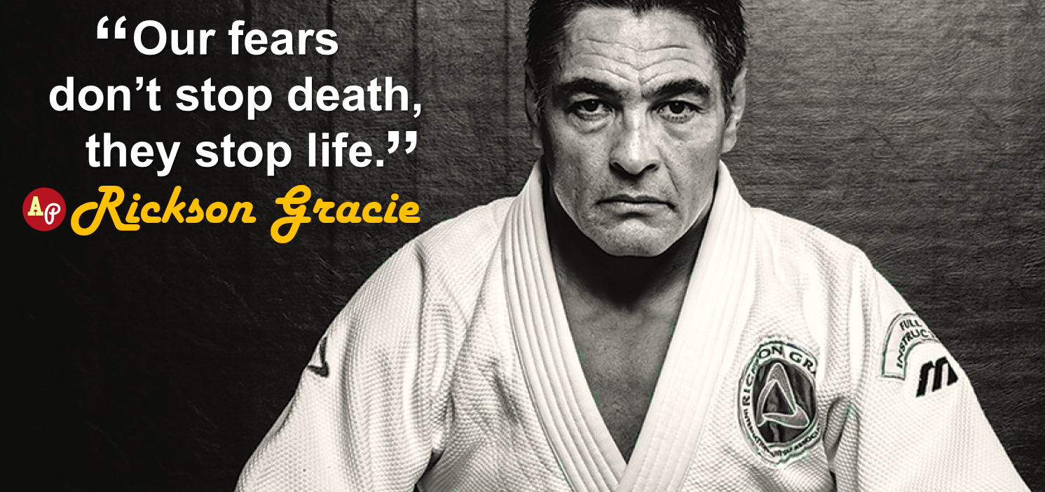 rickson gracie quotes - Google Search | quotations ...