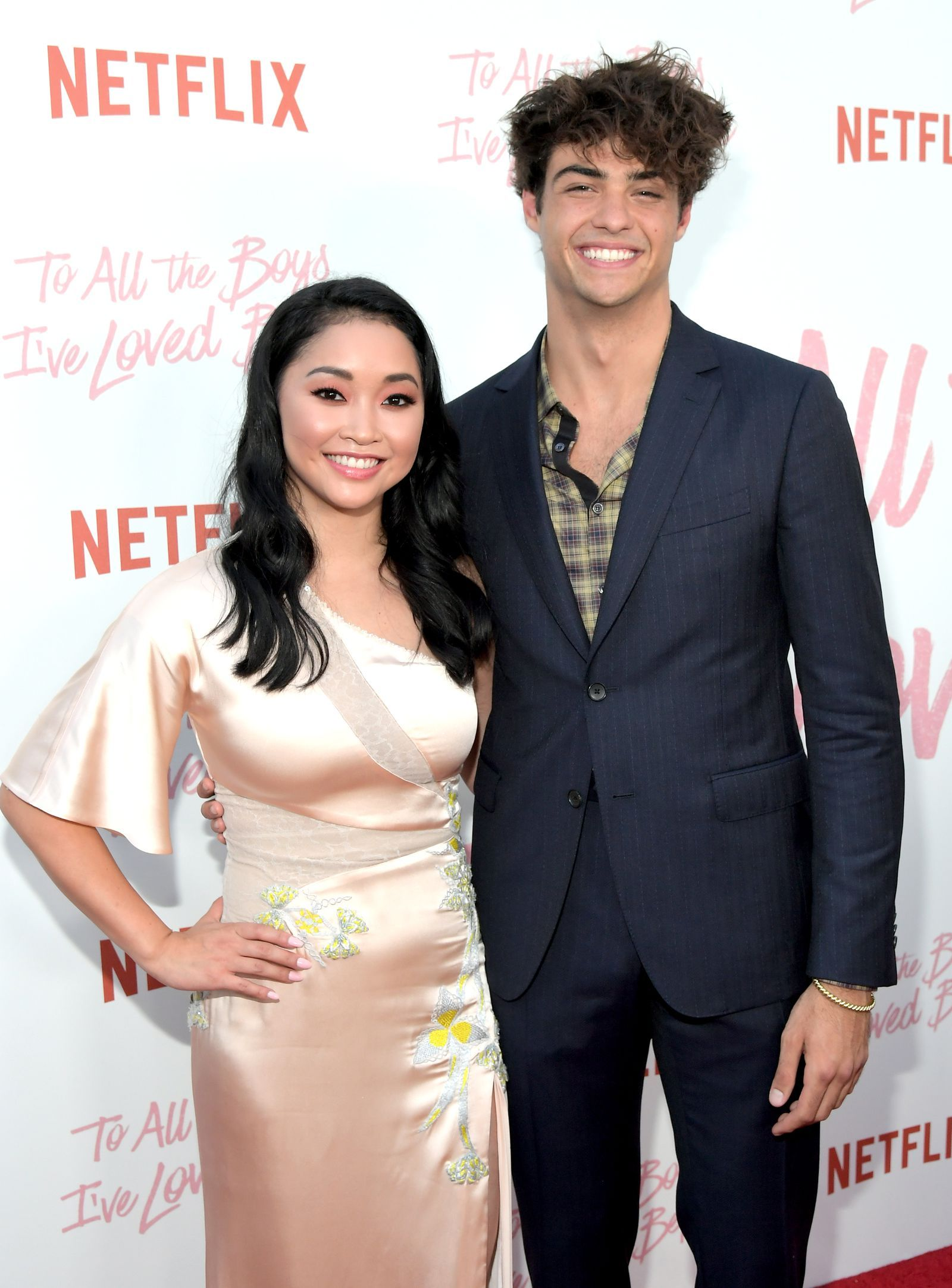 Noah Centineo Says His Relationship With Lana Condor Is Like
