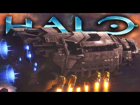 Halo Lore - Story of the Pillar of Autumn