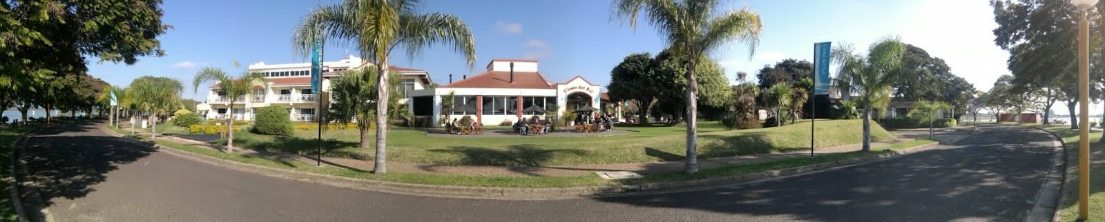 Panoramica Frente Costa Del Sol Hotel Spa Federacion Entrerios Hoteles Con Spa Hotel Termas