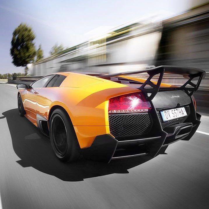 Repost Via Instagram That Wing Though Lamborghini Murcielago