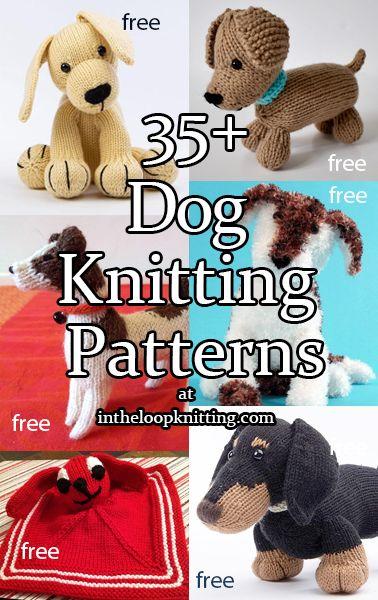 Dog Knitting Patterns