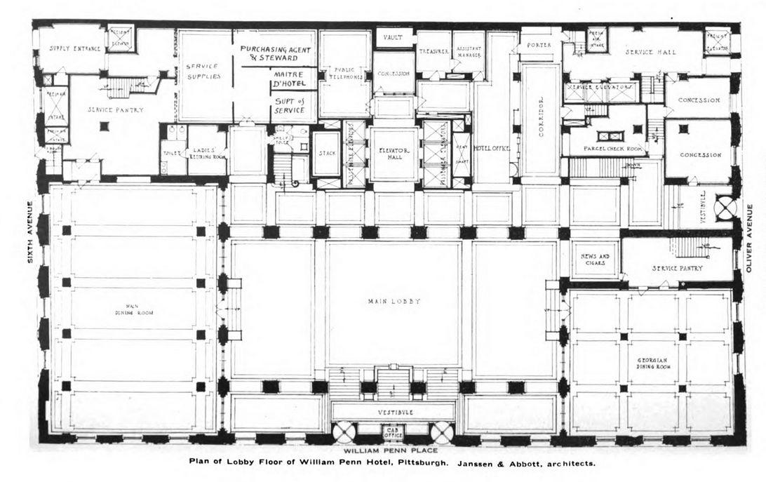 File William Penn Hotel Lobby Floor Plan Jpg Studio 4