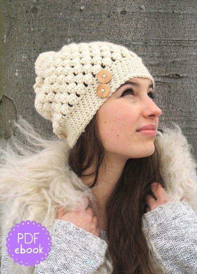 Mütze Häkeln Für Anfänger Anleitung Pdf Nora Kdesign