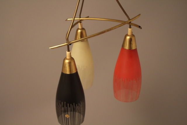Ebay wohnzimmerlampe ~ S deckenlampe mid centruy doria stilnovo arteluce ebay