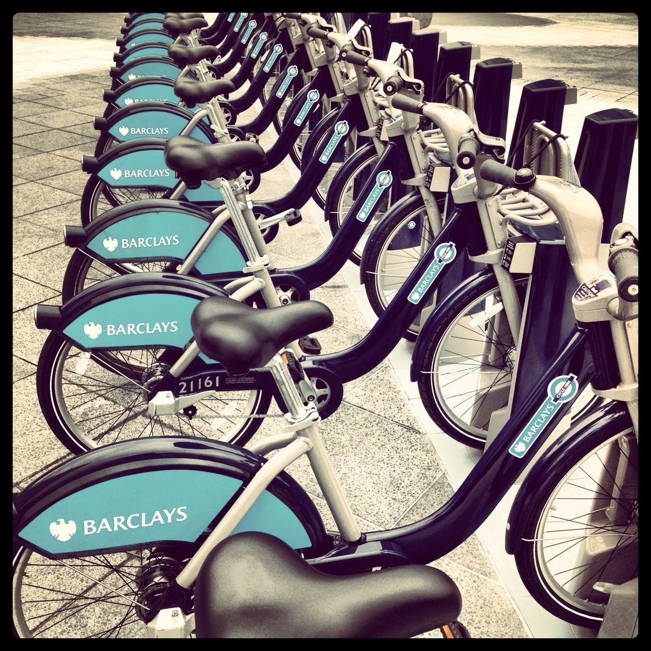 Barclays Cycle Hire Aka Boris Bikes London Bicycle Share Bike