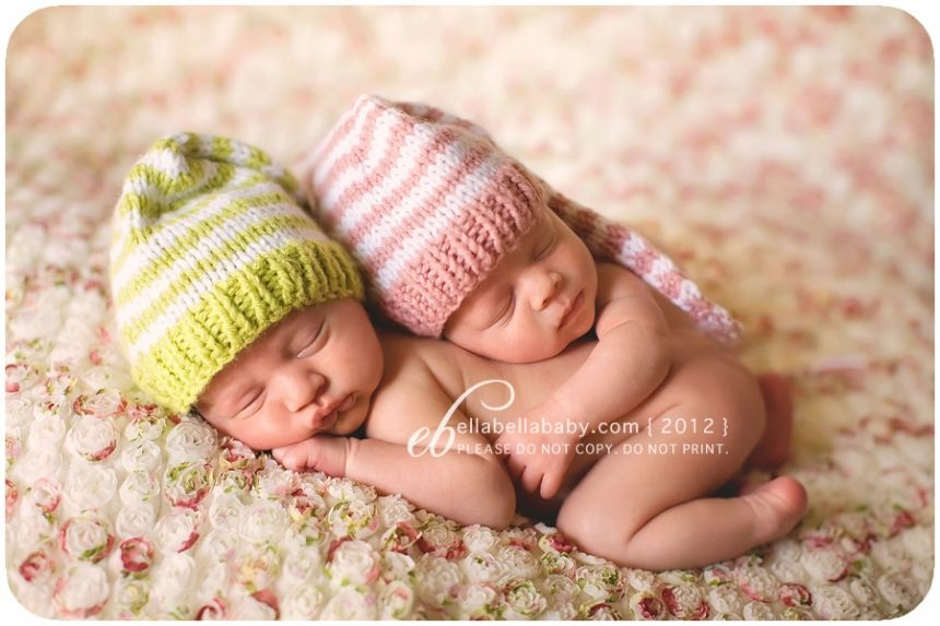 Newborn twin photography poses google search