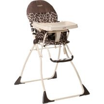 Walmart Cosco Flat Fold High Chair Quigley Folding High