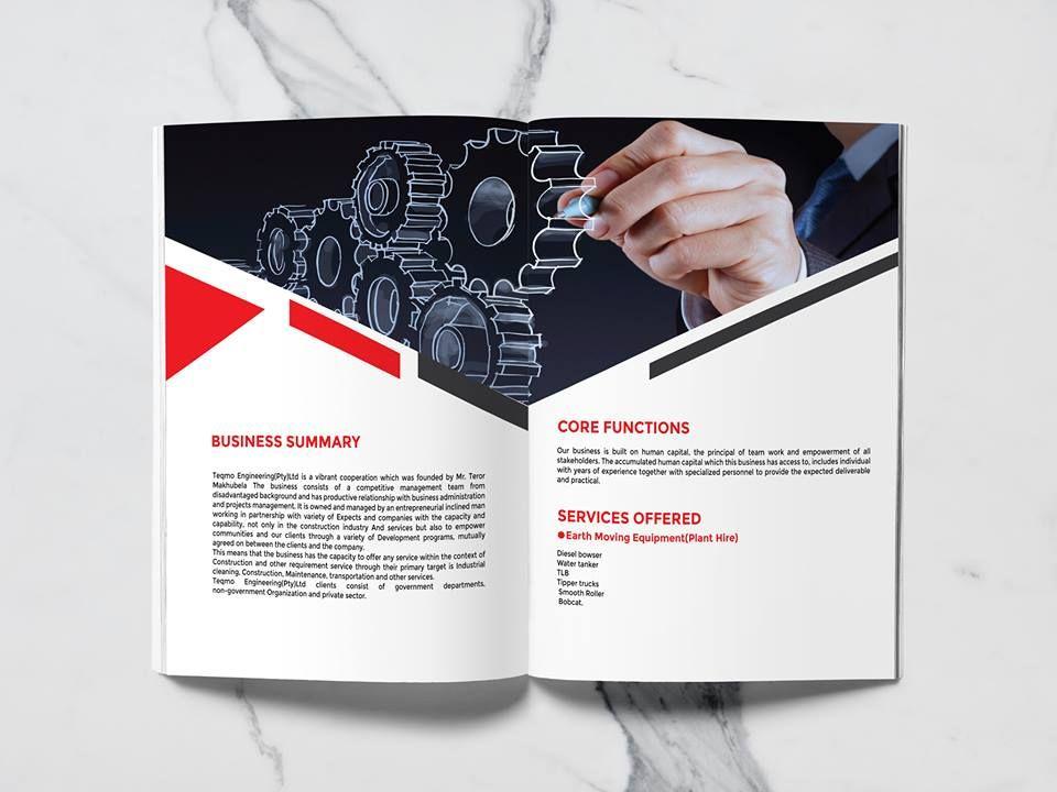 Pushpo Pro I Will Design A Professional Brochure Company Profile In 12 Hrs For 5 On Fiverr Com Professional Brochure Company Profile Brochure