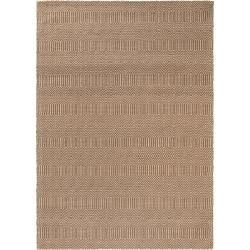 Photo of benuta Naturals flat woven carpet Sloan beige 120×170 cm – modern carpet for living room