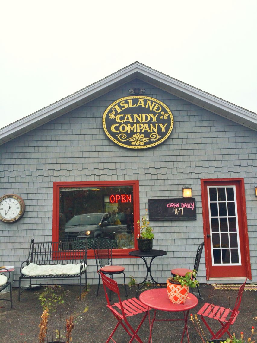 Island candy company on bailey island in harpswell maine island candy company on bailey island in harpswell maine geenschuldenfo Choice Image