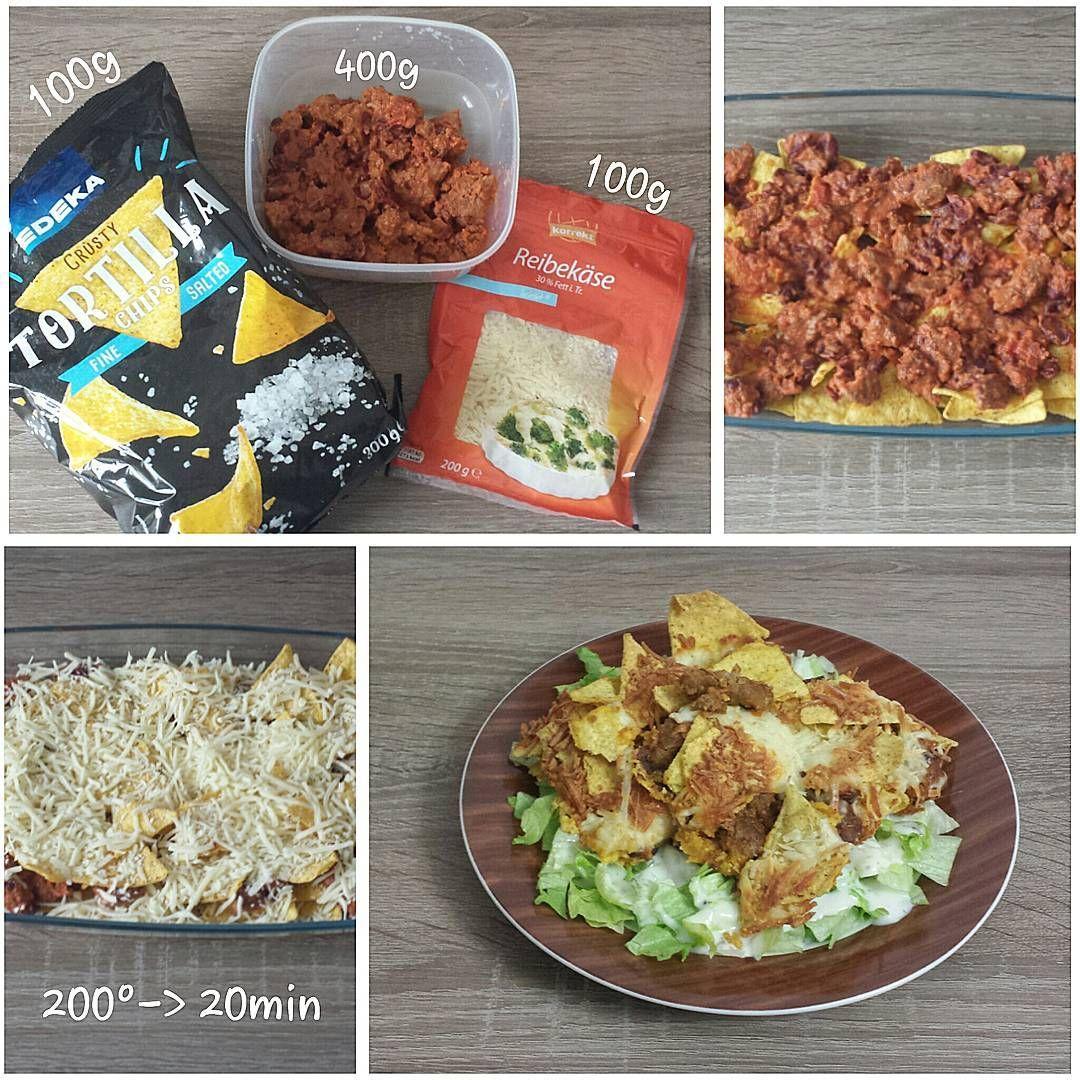 """Gefällt 4 Mal, 1 Kommentare - visual recipe step by step (@cookingwithm.e) auf Instagram: """"#Tortillaauflauf. --------------- #Nachos #Tacos #Tortillas #chiliconcarne #Käse #cheese #Nacho…"""""""