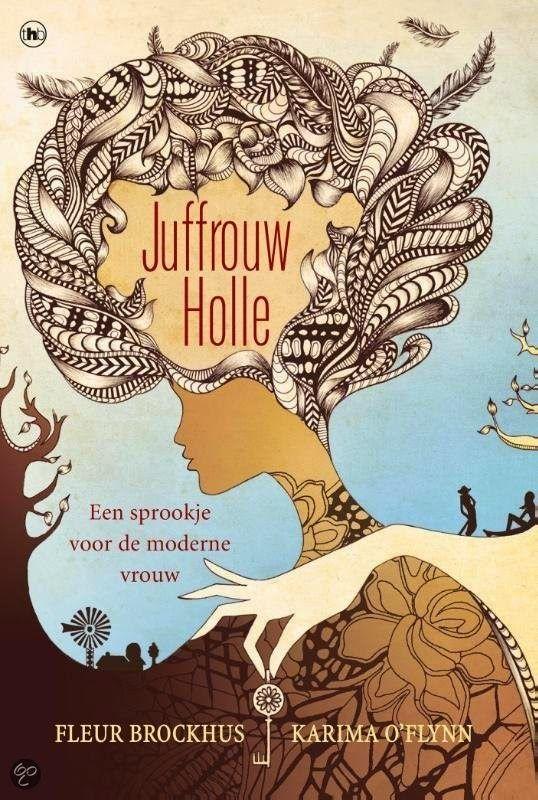 Recensie door Clasien: Juffrouw Holle - Fleur Brockhus: http://tboekenblog.blogspot.nl/2015/01/recensie-juffrouw-holle-fleur-brockhus.html