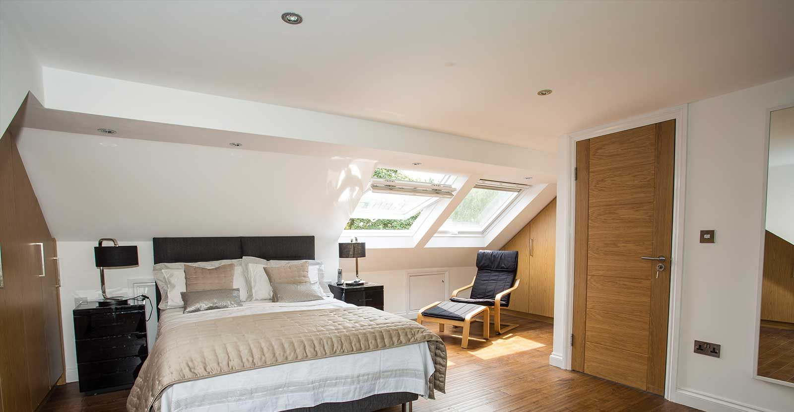 Loft Conversion Room Design