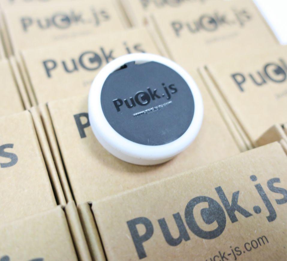 Espruino Puck js Smart Button/Bluetooth Beacon   Tech – ESP8266