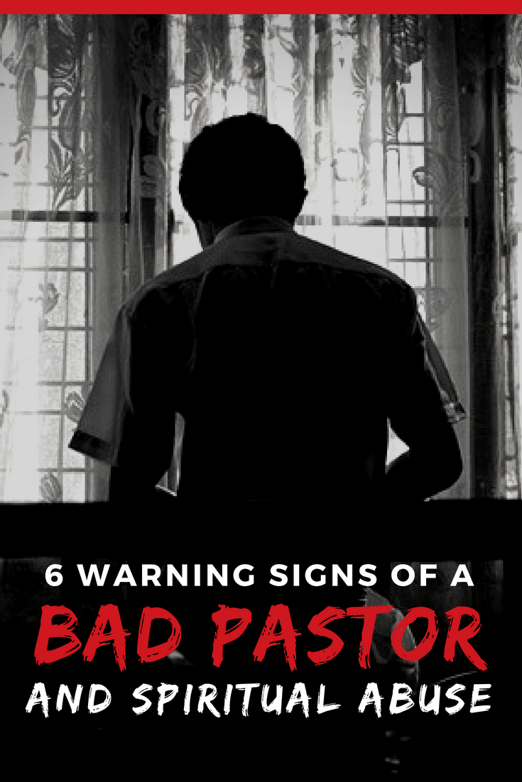Spiritual abuse and its signs