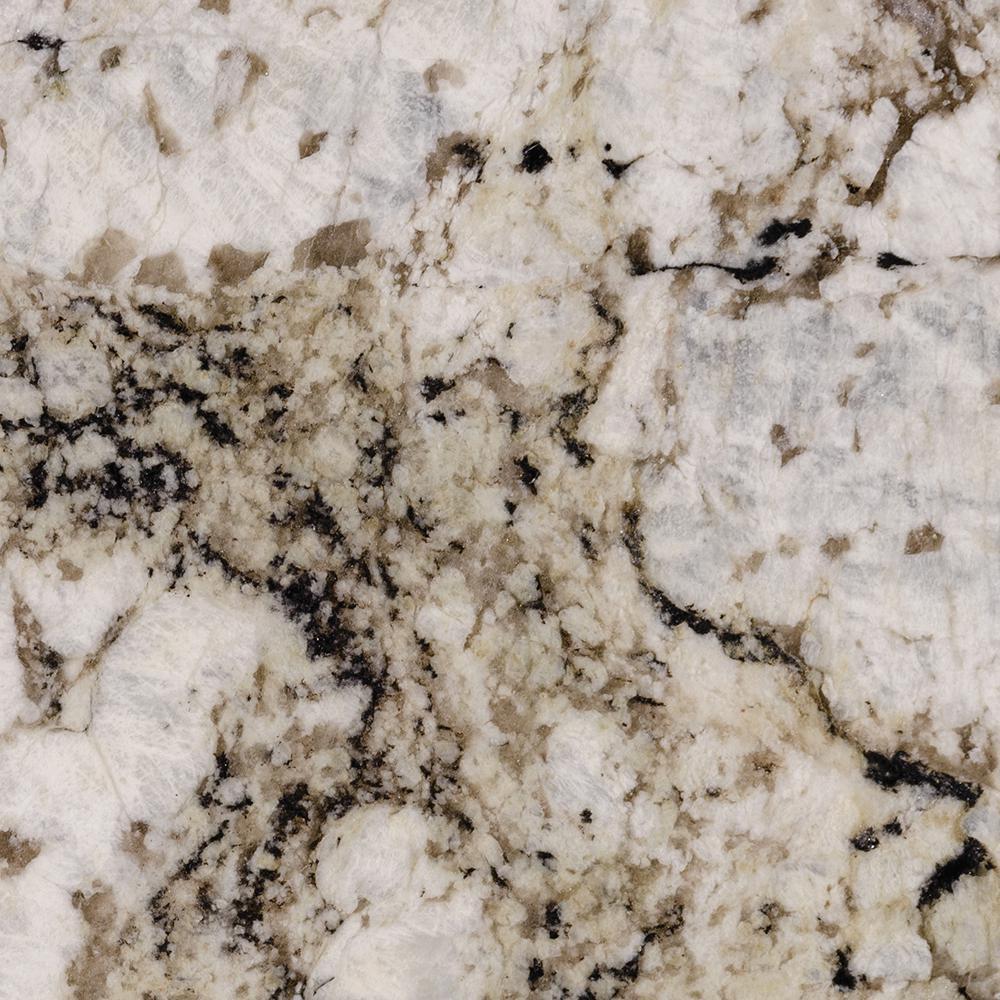 Stonemark 3 In X 3 In Granite Countertop Sample In Pearl P Rsl